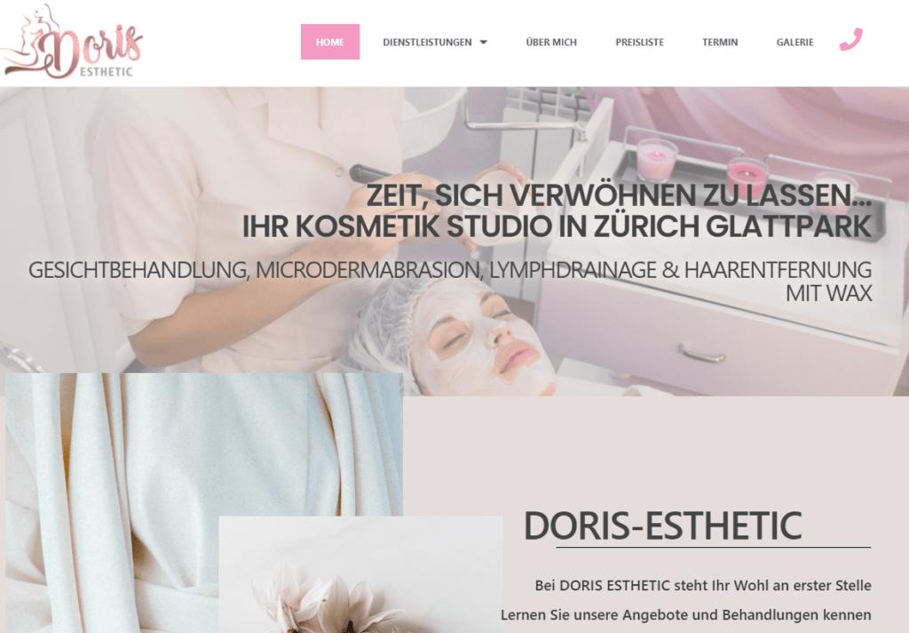 Doris-Kosmetik-Opfikon-günstig-Zürich